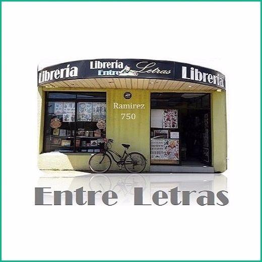 LIBRERÍA ENTRE LETRAS